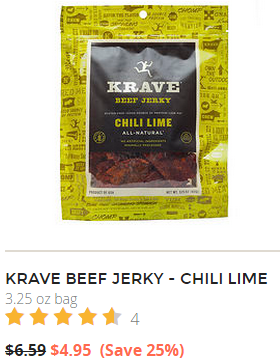 Krave on Thrive
