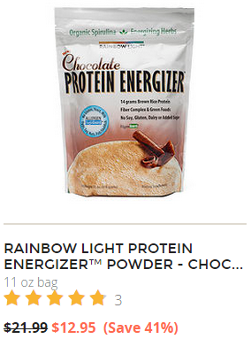 Protein Energizer Thrive